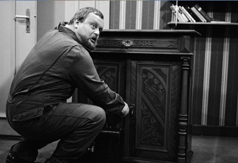 Der Dieb (Staffel 2, Folge 7) – Bild: HR/Kurt Bethke