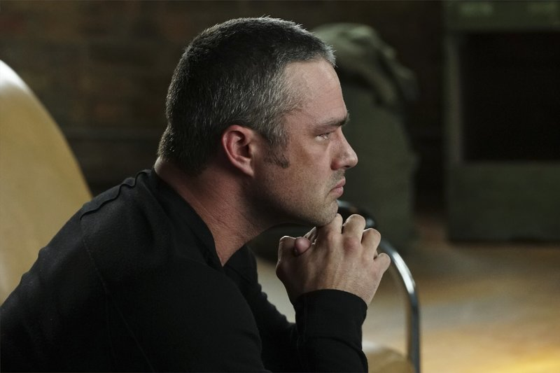 """-- """"Carry Me"""" Episode 520 -- Pictured: Taylor Kinney as Kelly Severide -- (Photo by: Elizabeth Morris/NBC) – Bild: Universal TV"""