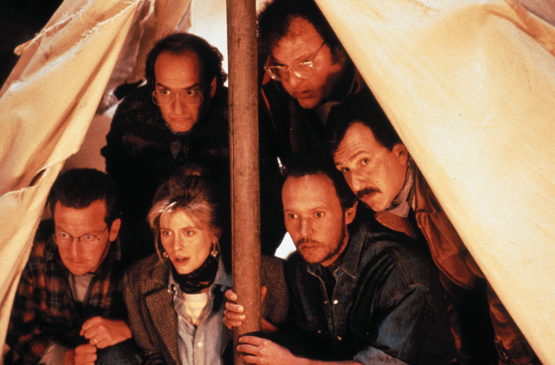 Daniel Stern, David Paymer, Helen Slater, Josh Mostel, Billy Crystal, Bruno Kirby – Bild: ATV2