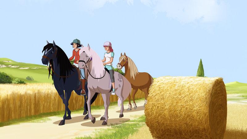 Lenas Ranch Serien Stream