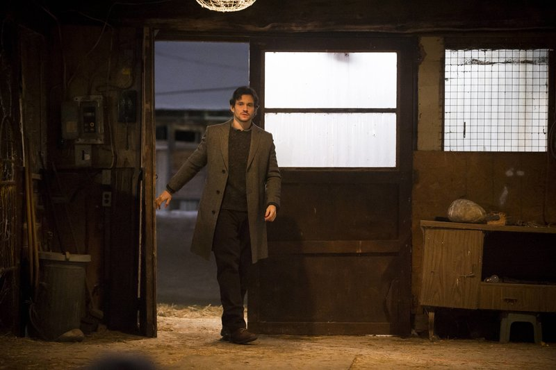 Will (Hugh Dancy) vermittelt den Eindruck, als würde er all seine Anschuldigungen Hannibal gegenüber fallen lassen, doch eigentlich hat er einen anderen Plan ... – Bild: 2013 NBCUniversal Media, LLC / Brooke Palmer Lizenzbild frei