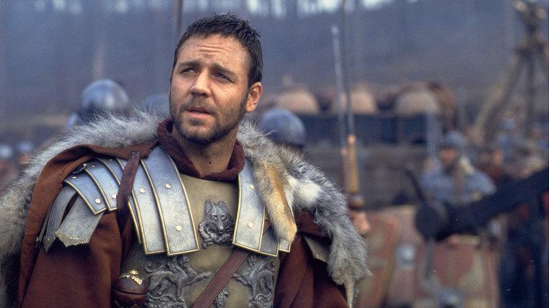 Maximus (Russell Crowe) – Bild: RTL II