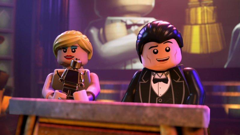 LEGO Batman - Der Film: Vereinigung der DC-Superhelden – Bild: Cartoon Network