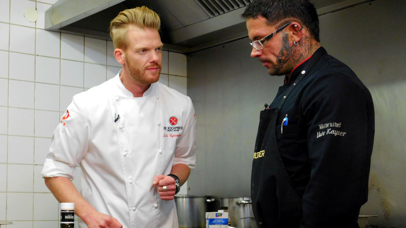 Die Kochprofis 04 Das Große Kochprofis Battle 2 Fernsehseriende