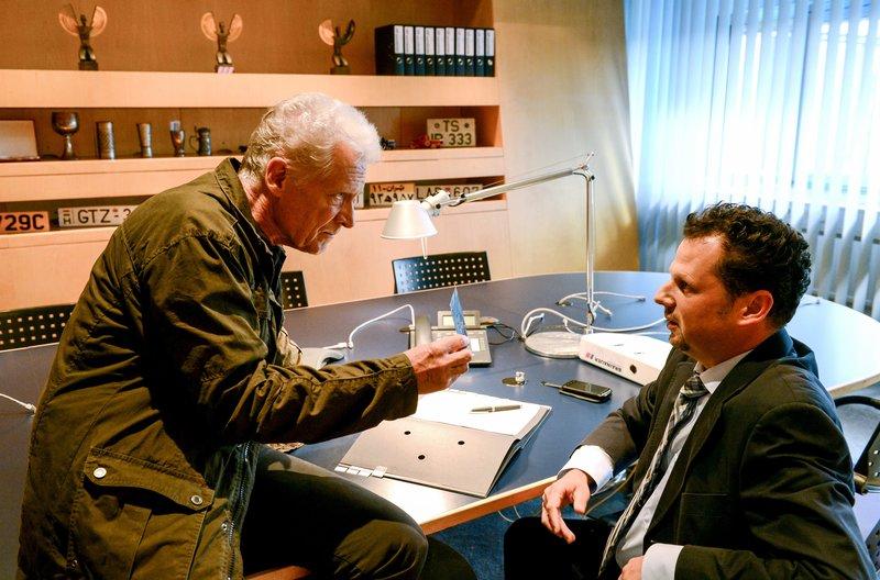Robert Atzorn, Gerhard Wittmann. – Bild: ORF