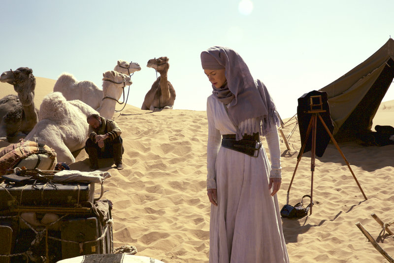 Nicole Kidman as Gertrude Bell – Bild: 2015 PROKINO Filmverleih GmbH