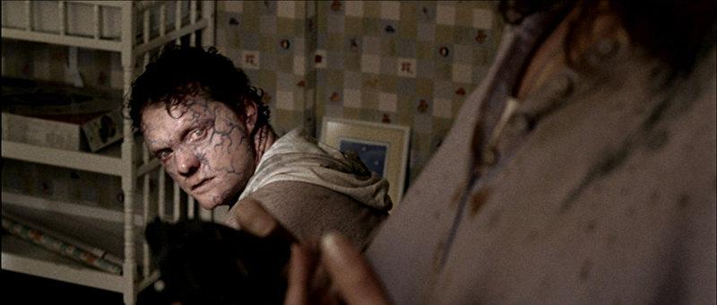 In der einstigen Idylle lauern inzwischen mörderische Bestien wie der junge Curt (Justin Welborn) ... – Bild: 2010, Overture Films, Participant media, Imagenation Abu Dhabi Lizenzbild frei