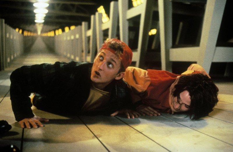 Bill (Alex Winter, l.); Ted (Keanu Reeves, r.) – Bild: BetaFilm Lizenzbild frei