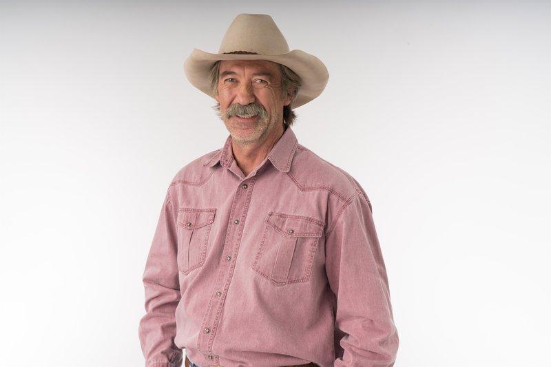 Jack Bartlett (Shaun Johnston) – Bild: Andrew Bako / © Rescued Horse Season 11 Inc.