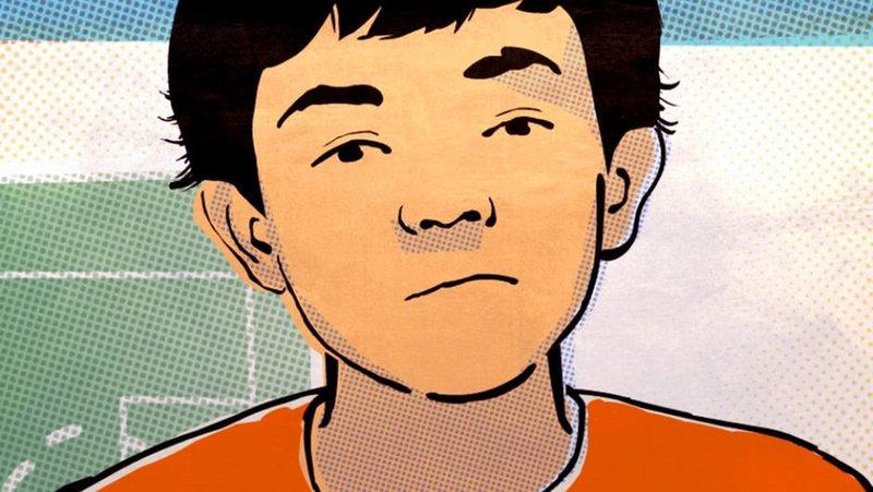 Tom, 12 Jahre – Das Schwitzen (Folge 3) – Bild: ART