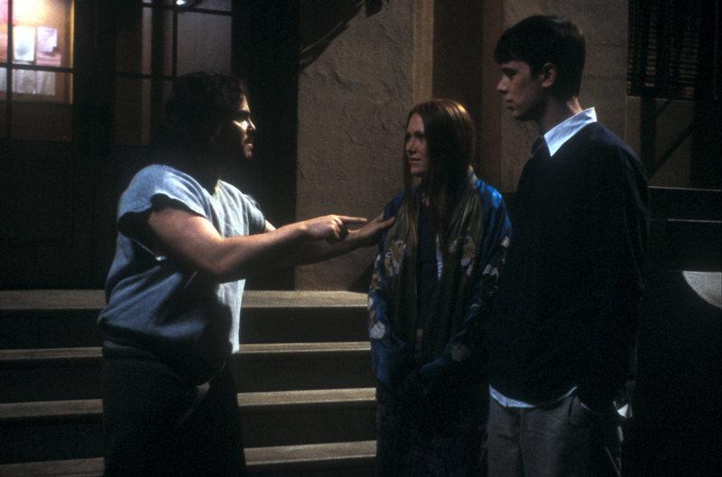 Innerhalb von 24 Stunden versuchen (v.l.n.r.) Lance (Jack Black), Ashley (Schuyler Fisk) und Shaun (Colin Hanks), das Unmögliche möglich zu machen ... – Bild: TM & Copyright © 2001 by Paramount Pictures. All rights reserved. Lizenzbild frei