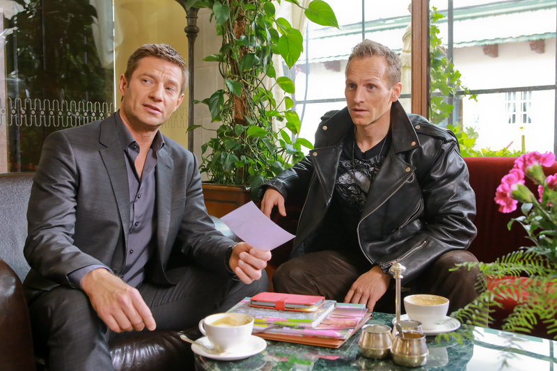 Musik bis zum Schluss (Staffel 17, Folge 3) – Bild: ZDF und Christian A. Rieger - klick