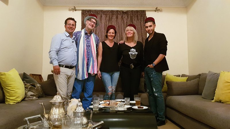 Das Perfekte Dinner 2993 Tag 4 Nazih 20 Marrakesch