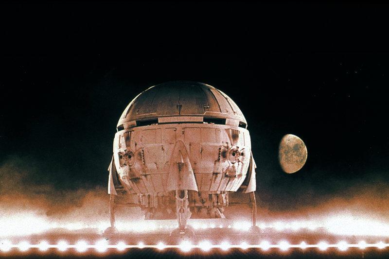 "Landung auf ""Clarios"" – Bild: ARTE / © Warner Bros. Entertainment, Inc."