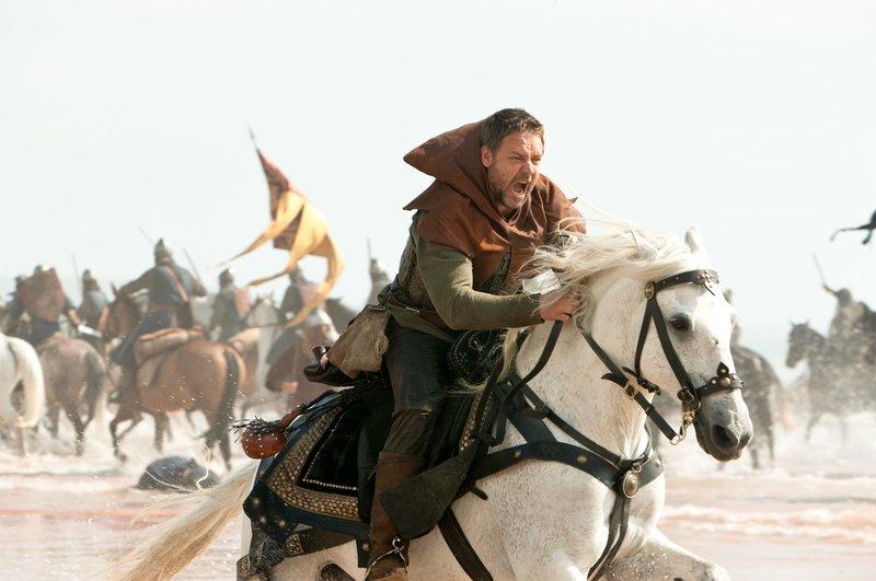 Russell Crowe (Robin Hood). – Bild: ORF