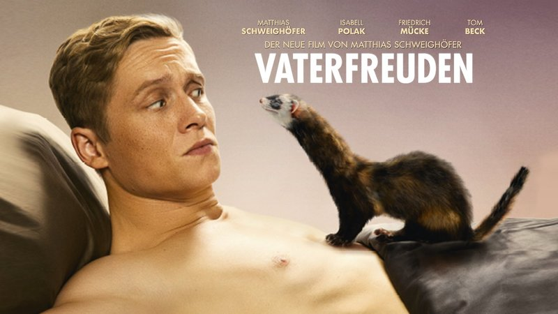VATERFREUDEN - Plakat – Bild: 2013 Warner Brothers Lizenzbild frei