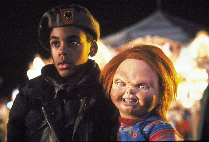 Mörderpuppe Chucky treibt sein Unwesen in der Militärakademie.. (Foto: Jeremy Sylvers) – Bild: RTL II