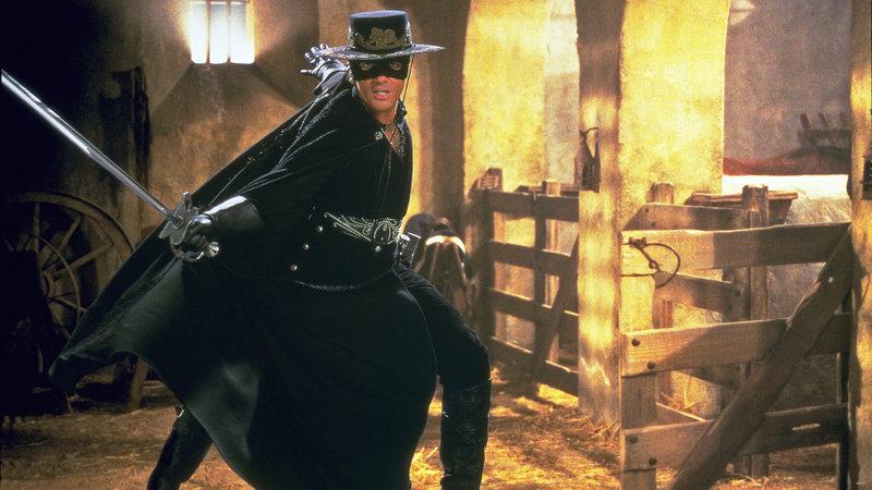 Zorro (Antonio Banderas) – Bild: RTL II