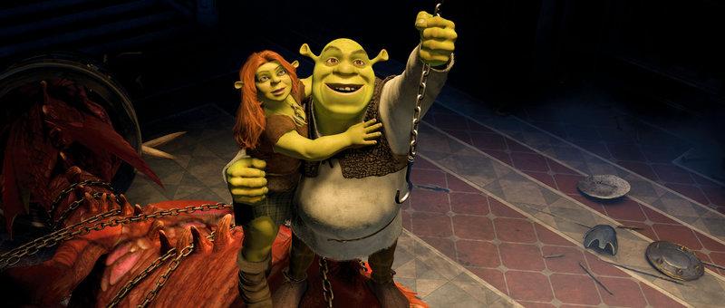 Für immer Shrek – Bild: ORF