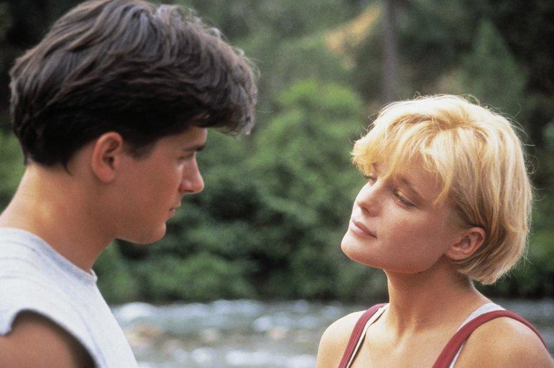 Eddie Kramer (Billy Warlock), Shauni McClain (Erika Eleniak) – Bild: RTL NITRO / Betafilm