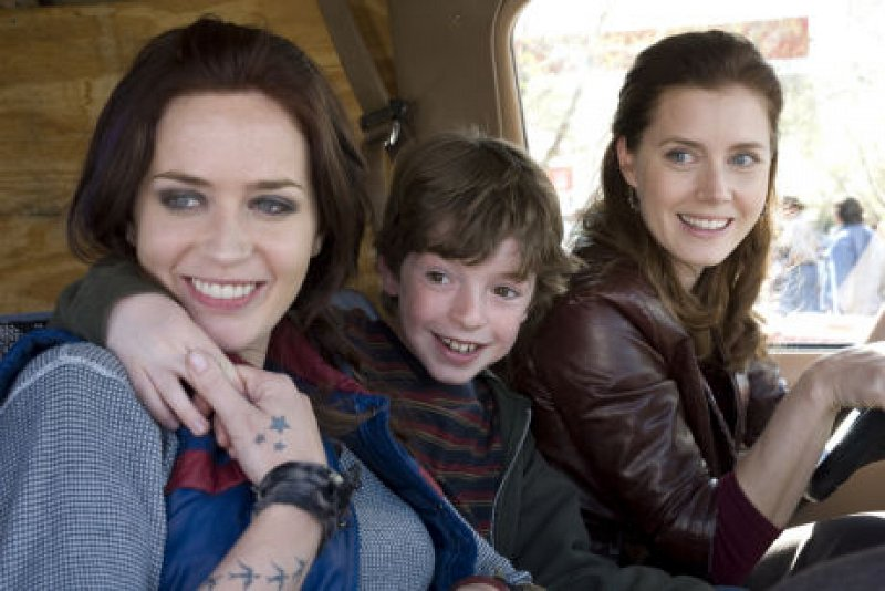 Amy Adams, Emily Blunt, Jason Spevack – Bild: Servus TV