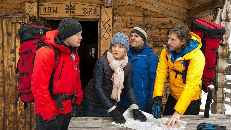 Schneeblind – Teil 1 (Staffel 8, Folge 6a) – Bild: Heimatkanal