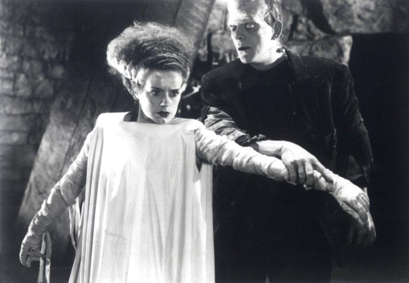 Frankensteins Braut – Bild: 3sat