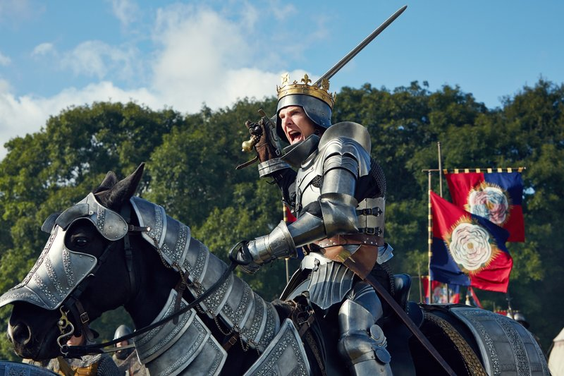 Richard III. (Benedict Cumberbatch) – Bild: RTL Passion