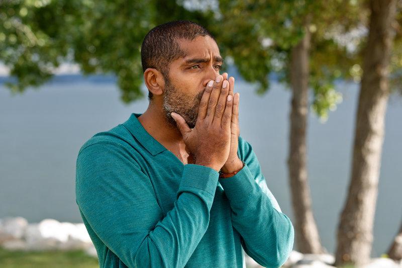 Warum ist Carsten Johnson (Alexander Karim) so verzweifelt? – Bild: ZDF und Johan Paulin