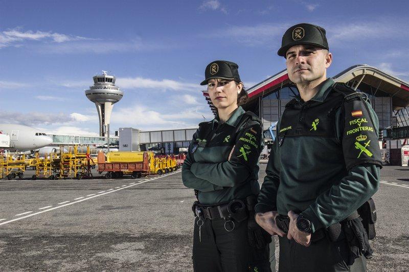 Border Control – Bild: CINE NATURALEZA Y TELEVISION S.L / Discovery Communications.