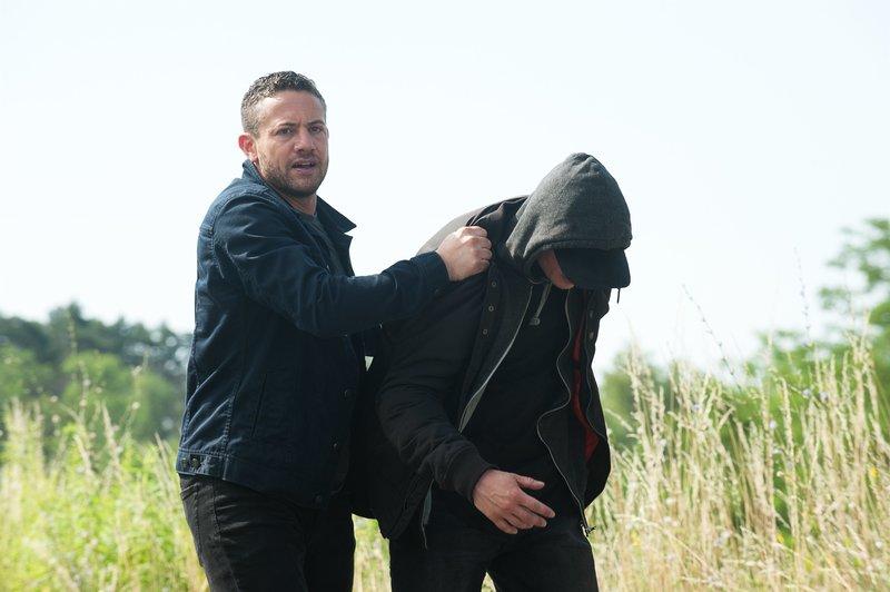 Warren Brown as Sergeant Thomas 'Mac' McAllister. – Bild: Fox Channel