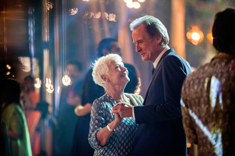 Judi Dench (Evelyn Greenslade), Bill Nighy (Douglas Ainslie). – Bild: ORF