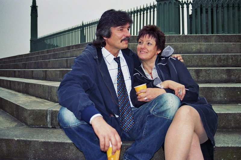 Verliebt mit 50 - Ist Klaus für Monika der Richtige? – Bild: ZDF und Marcus Winterbauer