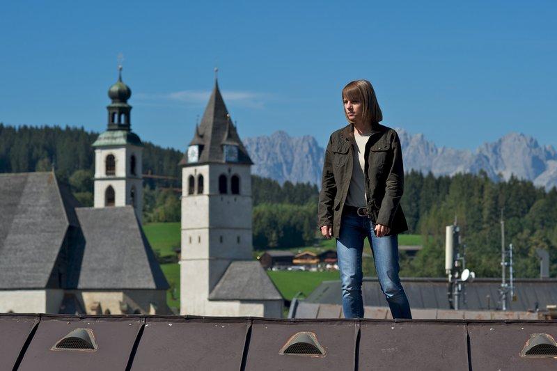 Karin Kofler (Kristina Sprenger). – Bild: ZDF