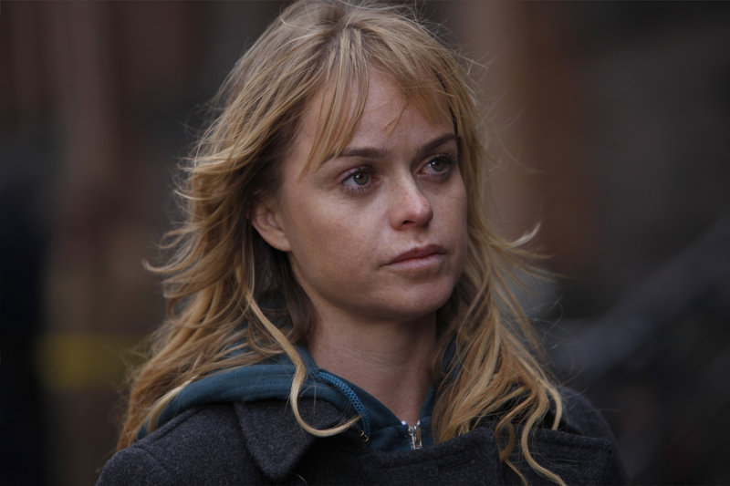"""-- """"Possessed"""" Episode 1213 -- Pictured: Taryn Manning as Larissa Welsh -- Photo by: Will Hart/NBC – Bild: Universal Channel"""