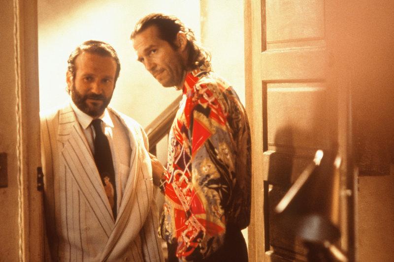 Robin Williams, Jeff Bridges – Bild: KIRCH MEDIA GMBH & CO. KG AA