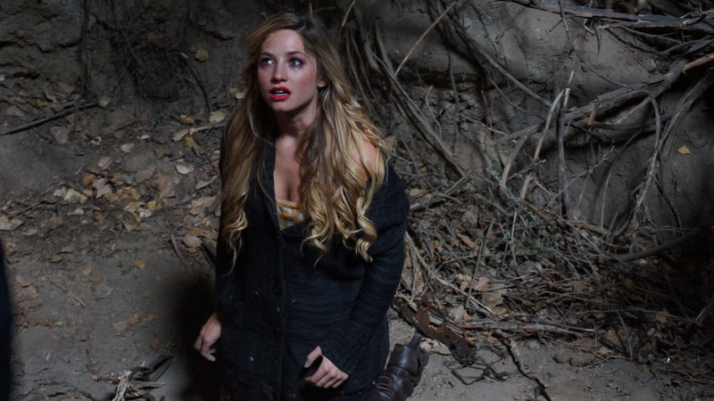 Tracy (Brooke Butler). – Bild: Kineos