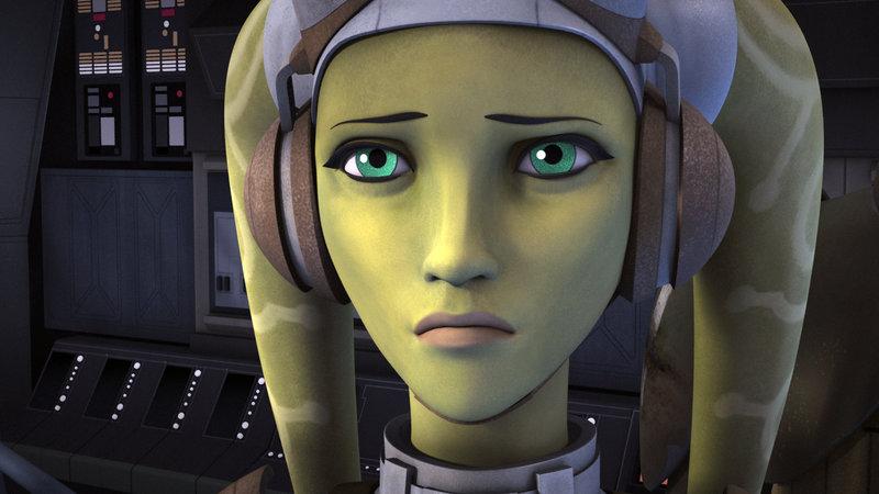 Hera – Bild: Disney Channel
