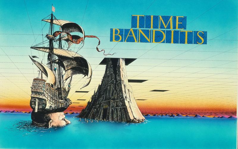 Time Bandits – Bild: ATV II