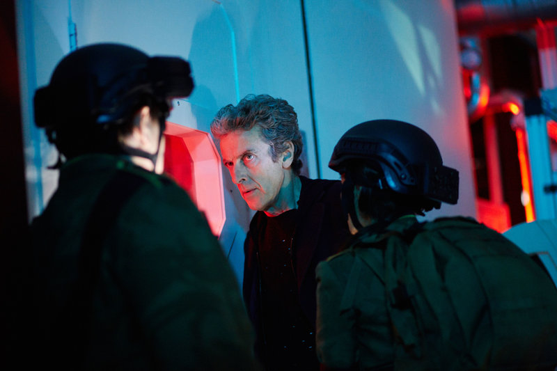 Picture Shows: Peter Capaldi as The Doctor – Bild: BBC/BBC Worldwide 2015