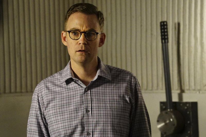 Ist Todd (Kevin Christy) wirklich ebenfalls ein Gefangener in einem perfiden Psychospiel? – Bild: Sat.1