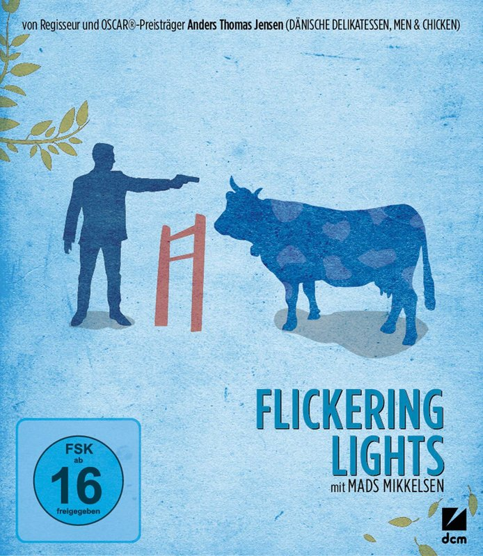 Flickering Lights Cover – Bild: DCM Film Distribution GmbH