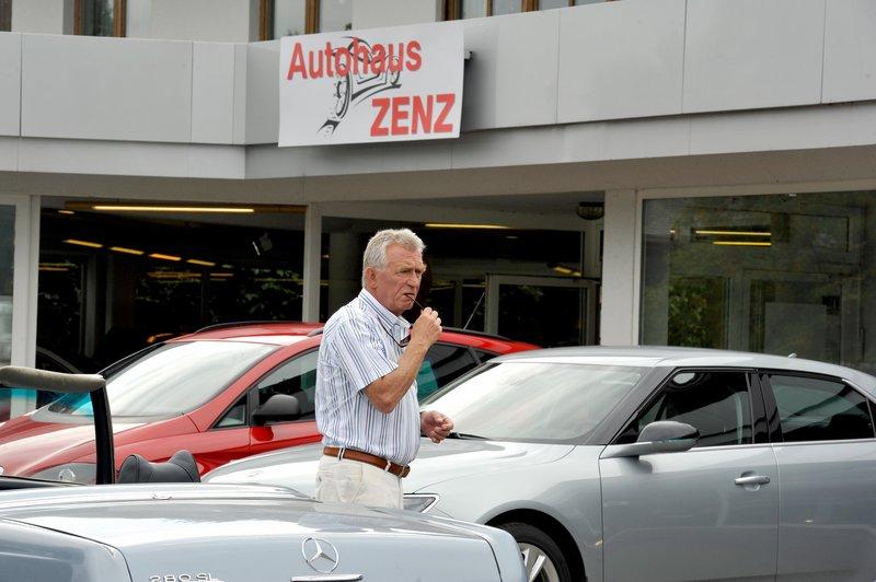 Heinz Marecek (Hannes Kofler). – Bild: ORF III