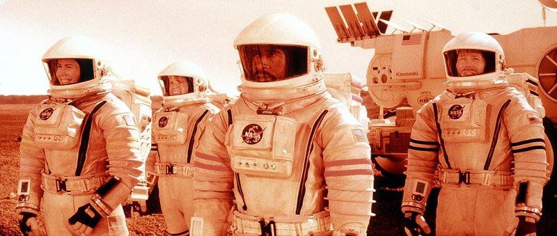Mission to Mars – Bild: Servus TV
