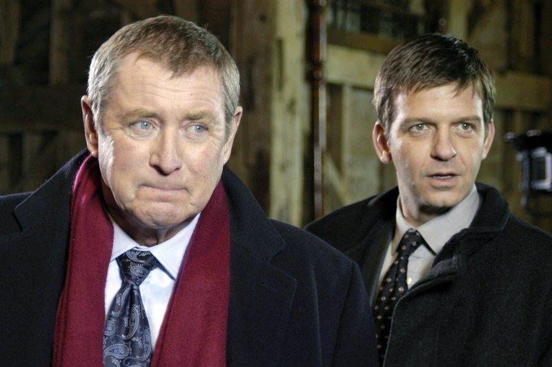 John Nettles et Jason Hughes – Bild: RTS 1