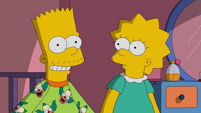 """""""Die Simpsons"""", """"Die Milch macht's."""" An Springfields Schule wird eine neue Lehrkraft angestellt: Carol Berrera. Bart verliert sein Herz an sie und versucht bei ihr zu punkten. Zu seinem Ärger scheint auch Rektor Skinner ein Auge auf den Neuzugang geworfen zu haben. Indes bringt Homer eine modifizierte Milch vom Einkauf mit nach Hause, die ungeahnte Nebenwirkungen hat. Beim Nachwuchs löst sie eine verfrühte Pubertät aus. – Bild: ORF"""