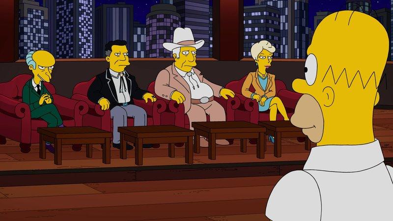 Simpsons Fernsehserien
