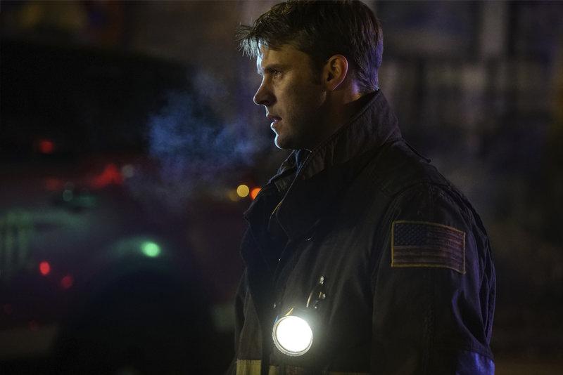 "-- ""An Agent Of The Machine"" Episode 512 -- Pictured: Jesse Spencer as Matthew Casey -- (Photo by: Elizabeth Morris/NBC) – Bild: Universal TV"