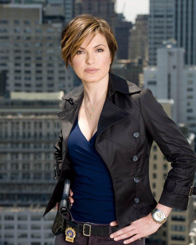 LAW & ORDER: SPECIAL VICTIMS UNIT -- Pictured: Mariska Hargitay as Det. Olivia Benson -- NBC Photo: Michael Parmelee – Bild: TF1