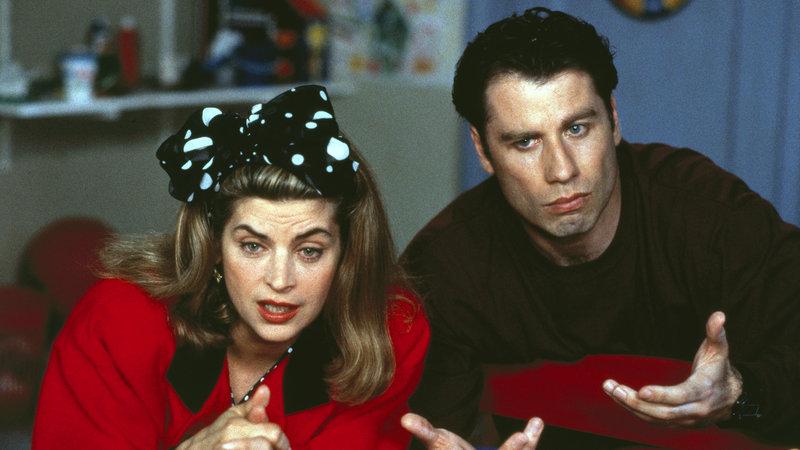 Mollie (Kirstie Alley) und James (John Travolta) haben erneut Familienzuwachs bekommen.. – Bild: RTL II